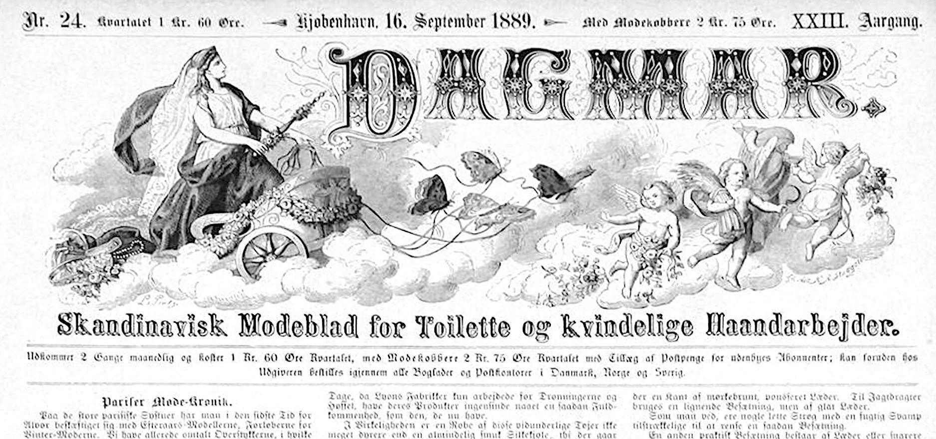Dagmar 1889