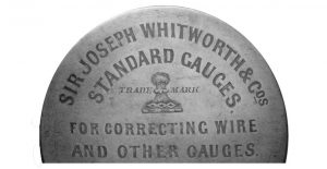 Whitworth calibrating gauges