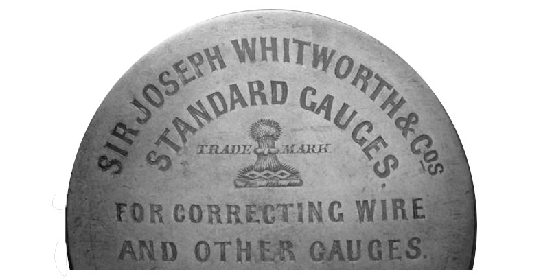 Whitworth calibrating gauges