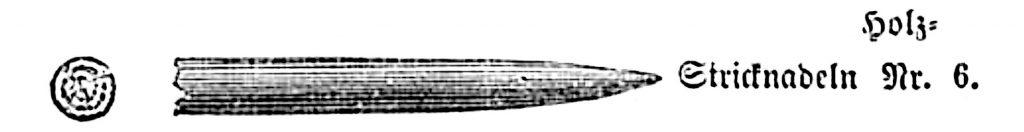 bazar needle 6